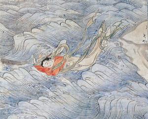 第20回 S③善妙-海に飛び込む